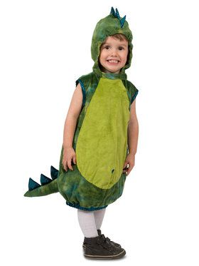 Toddler Spike The Dino Costume