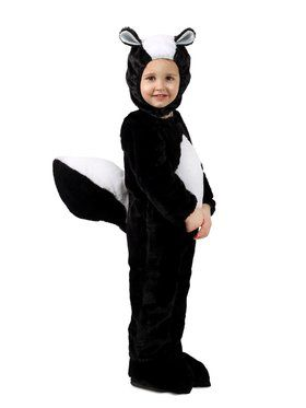 Toddler Stinker the Skunk Costume