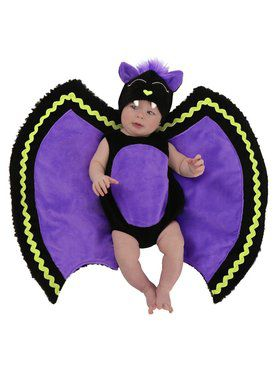 Toddler Swaddle Wings™ Baby Bat Costume