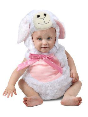 Toddler Sweetie Lamb Costume