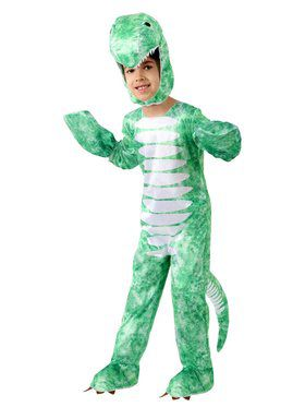 Toddler Terrence the T-Rex Costume