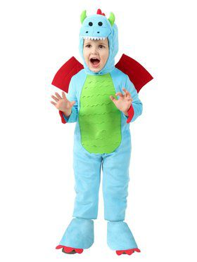 Toddler Tiny the Fierce Dragon Costume