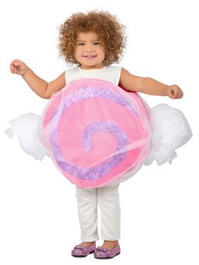 Tricky Taffy Toddler Costume