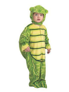 Toddler Turtle Child Costume