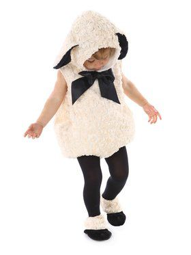 Lil Vintage Lamb Infant/Toddler Costume