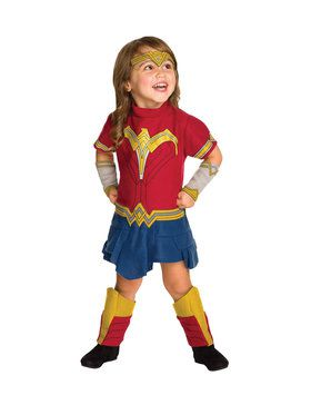 Justice League - Wonder Woman Romper - for Toddlers
