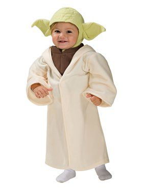 Star Wars Classic Yoda Infant Toddler Costume