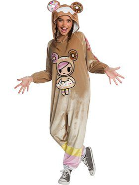 Tokidoki Donutella Jumpsuit Child Costume