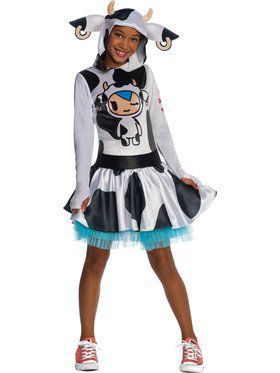 Tokidoki Mozzarella Child Costume