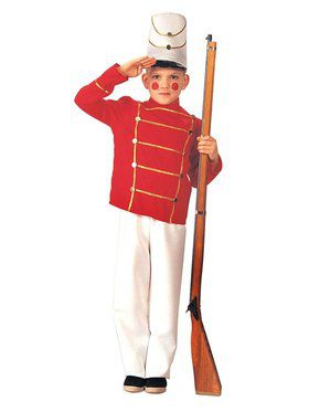 Toy Soldier Child