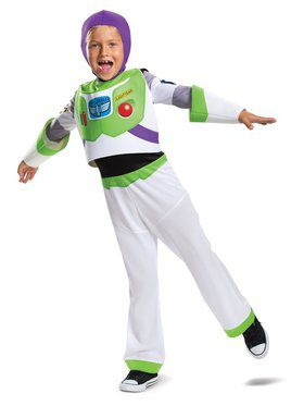 Toy Story 4: Buzz Lightyear Classic Toddler Costume