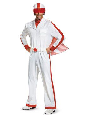 Toy Story 4: Duke Caboom Deluxe Adult Costume
