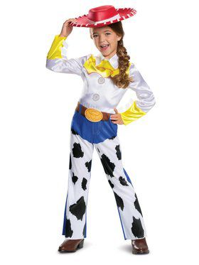 Toy Story 4: Jessie Classic Toddler Costume