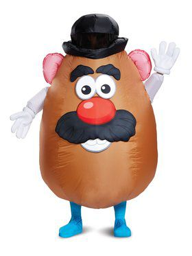 Toy Story 4: Mr. Potato Head Inflatable Adult Costume