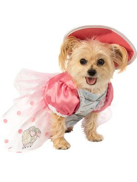 Toy Story Bo Peep Pet Costume
