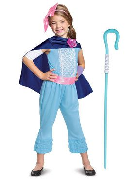 Toy Story Child Bo Peep Costume Kit