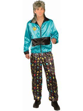 Track Suit Male Adult Costume