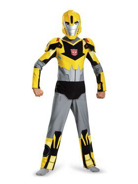 Transformers Bumblebee Animated Classic Costume
