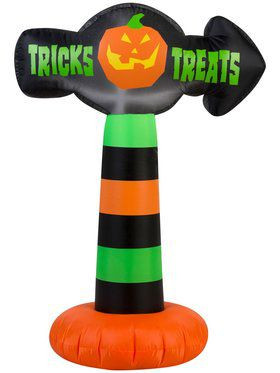 Trick or Treat Airblown Sign