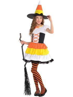 Trick or Treat Witch Toddler Costume