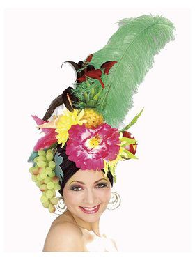 Tropicalia Fruit Hat Adult