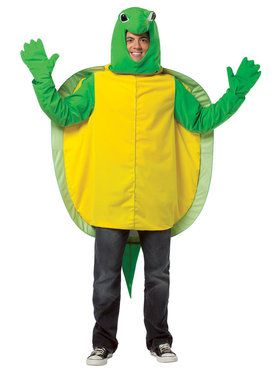 Turtle Adult Costume