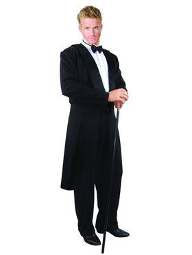Tux Jacket With Tail