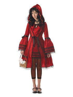 Lil' Red Riding Hood Tween Costume