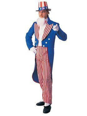 Uncle Sam Adult