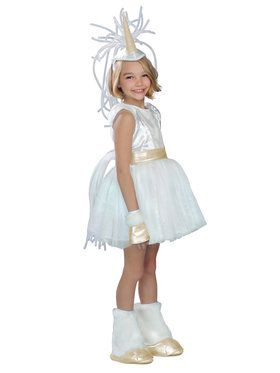 Unicorn Child Costume 4