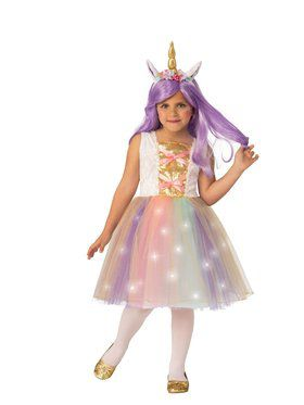 Unicorn Child Costume