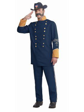 Union Officer - Standard Adult Costume