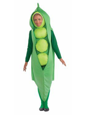 Unisex Adult Peas In A Pod Costume