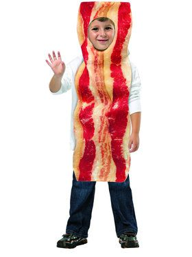 Bacon Strip Toddler Costume