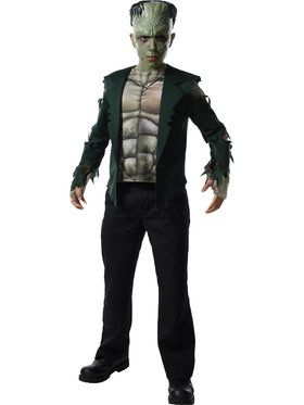 Universal Monsters: Frankenstein Costume for Boys