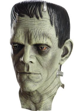 Universal Monsters Frankenstein Adult Overhead 2018 Halloween Masks