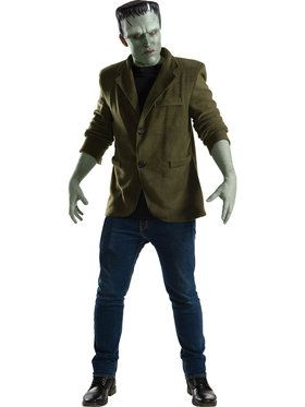 Universal Monsters Mens Frankenstein Costume