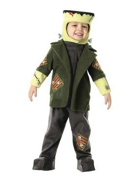 Universal Studios Lil Frankenstein Toddler Child Costume