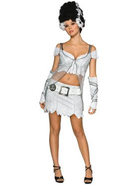 Universal Studios Monsters Bride of Frankenstein Adult Costume