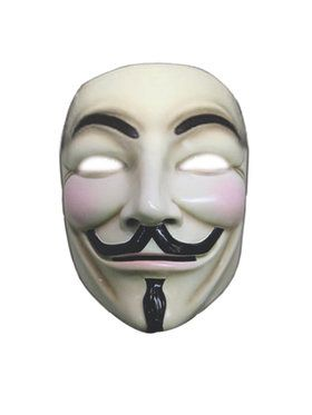 V for Vendetta Collector's Edition Mask