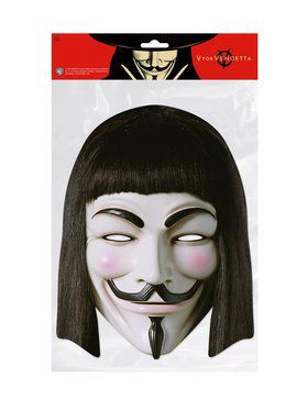 V For Vendetta Movie 2018 Halloween Masks