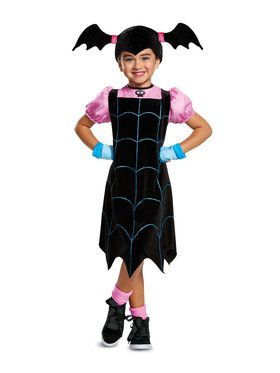 Vampirina Classic Toddler Costume