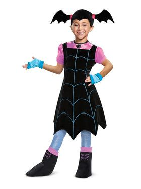Vampirina Deluxe Child Costume