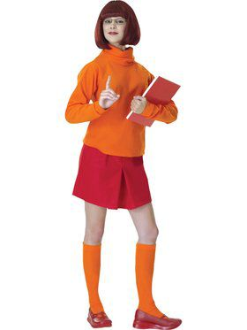 Velma Adult Costume