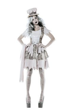 Victorian Ghost Lady Adult Costume