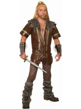 Viking Chief Adult Costume