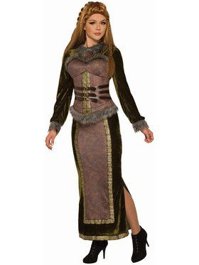 Viking - Goddess - Standard Adult Costume