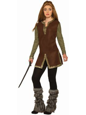 Viking - Unisex Warrior Tunic Adult Costume