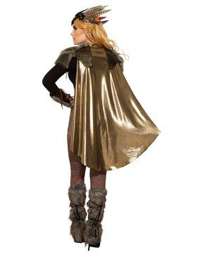 Viking - Valkyrie Cape & Shoulder Pads