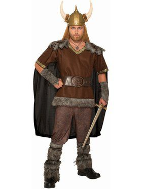 Viking - Warrior Chief - Standard Adult Costume